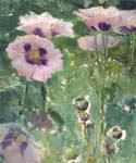 Lavender poppies by  Walter Gay (Painting ID: SL-0096-KA)