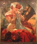 Lefevre Ulite by  Alphonse Maria Mucha (Painting ID: CL-2024-KA)