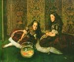 Leisure Hours by  John Everett Millais (Painting ID: CM-0733-KA)