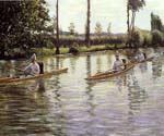 Les Perissoires by  Gustave Caillebotte (Painting ID: EI-0118-KA)
