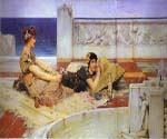 Love 11 by  Sir Lawrence Alma Tadema (Painting ID: EI-1311-KA)