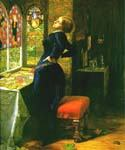 Mariana by  John Everett Millais (Painting ID: CM-0717-KA)
