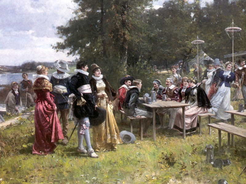 """May Day"" by  Adrien Moreau"
