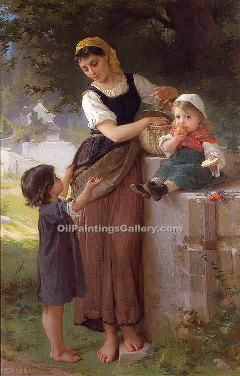 """May i have one too"" by  Emile Munier"