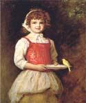 Merry by  John Everett Millais (Painting ID: CM-0737-KA)