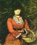 Miss Eveleen Tennant by  John Everett Millais (Painting ID: CM-0718-KA)