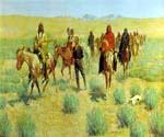 Missing by  Frederic Remington (Painting ID: GE-2013-KA)