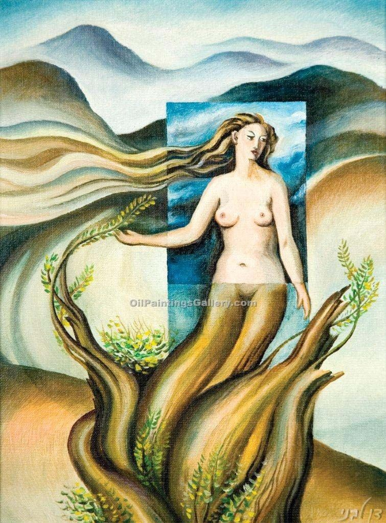 """Mother Earth"" by  Dan Livni"