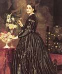 Mrs James Guthrie by   Leighton Frederic (Painting ID: CL-2926-KA)