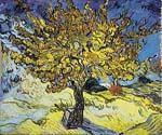 Mulberry Tree by  Vincent Van Gogh (Painting ID: VG-0219-KA)