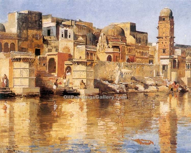 """Muttra"" by  Edwin Lord Weeks"