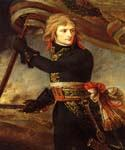 Napoleon Bonaparte at the Bridge of Arcole by  Antoine Jean Gros (Painting ID: CL-4131-KA)