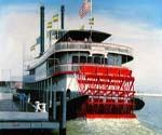 New Orleans Steam Boat   (Painting ID: CI-3137-KA)
