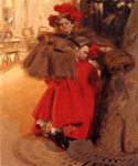 Night Effect by  Anders Zorn (Painting ID: ED-0506-KA)