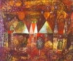 Nocturnal Festivity by  Paul Klee (Painting ID: AB-0419-KA)