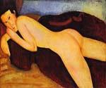 Modigliani Oil Paintings