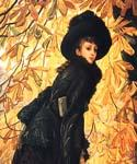 October 53 by  James Tissot (Painting ID: CL-4253-KA)