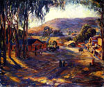 Old Laguna by  Joseph Kleitsch (Painting ID: LA-2758-KA)