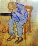 Old Man in Sorrow by  Vincent Van Gogh (Painting ID: VG-0234-KA)