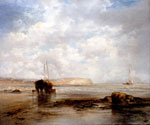 On The Coast by  James Webb (Painting ID: LA-0838-KA)