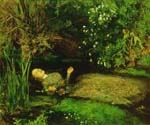 Ophelia 12 by  John Everett Millais (Painting ID: CM-0712-KA)