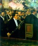 Orchestra by  Edgar Degas (Painting ID: ED-1031-KA)