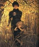 Orphan by  James Tissot (Painting ID: CL-4266-KA)
