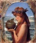 Pandora 68 by  Sir Lawrence Alma Tadema (Painting ID: EI-1268-KA)