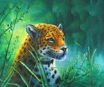 Panther  (Painting ID: AN-2052-A)