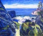 Paradise Point by  George Bellows (Painting ID: GE-2225-KA)