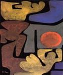 Park with Idols by  Paul Klee (Painting ID: AB-0413-KA)