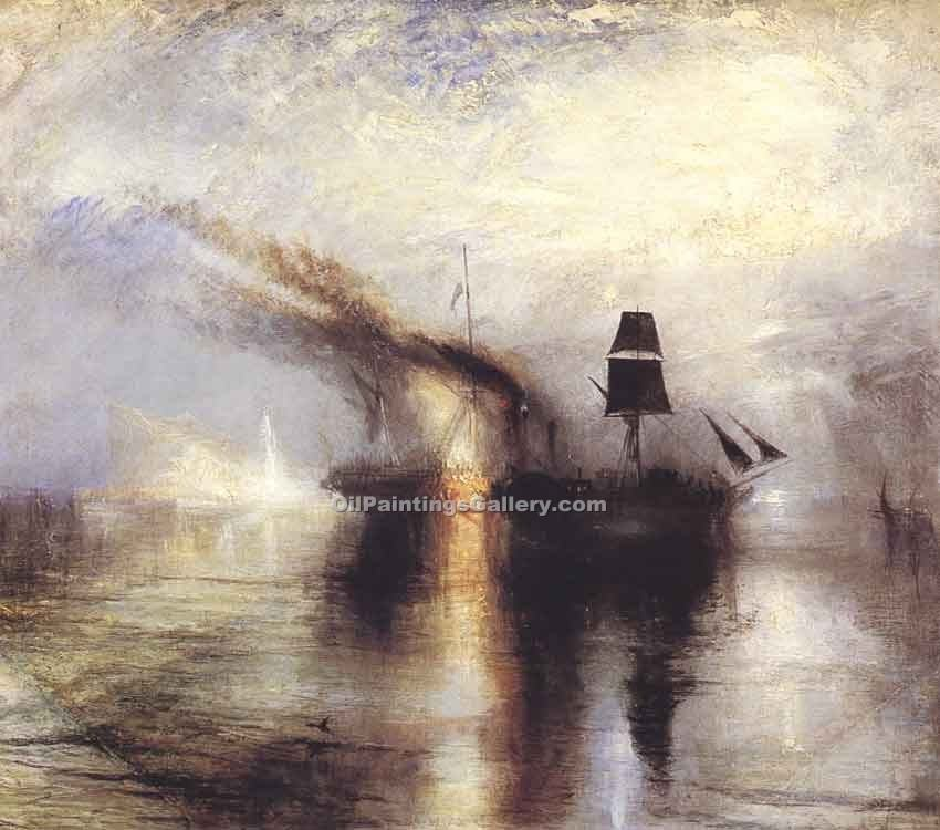 """Peace"" by  William Turner"