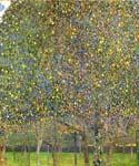 Pear Tree by  Gustav Klimt (Painting ID: KL-1006-KA)