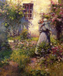 Peasant by  Robert Vonnoh (Painting ID: ED-1242-KA)