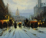 Pennsylvania Ave  (Painting ID: CK-6004-KA)