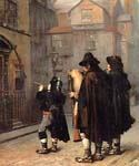 Pifferari 82 by  Jean Leon Gerome (Painting ID: CL-3582-KA)