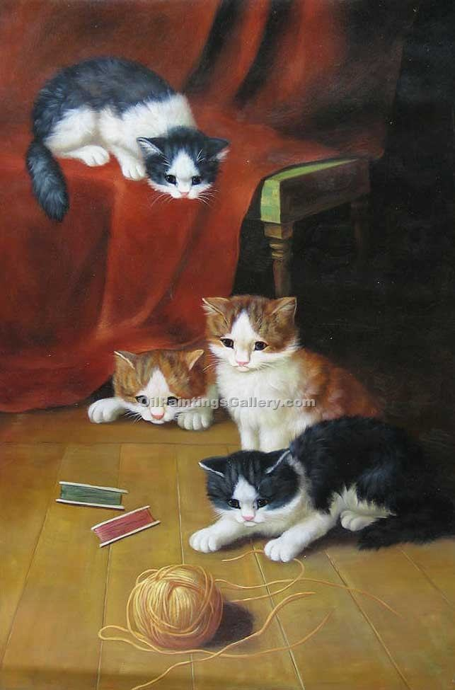 """Playful Cats"""