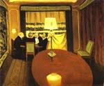 Poker by  Felix Vallotton (Painting ID: EI-0309-KA)