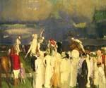 Polo Crowd by  George Bellows (Painting ID: GE-2250-KA)