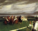 Polo at Lakewood by  George Bellows (Painting ID: AN-2332-KA)