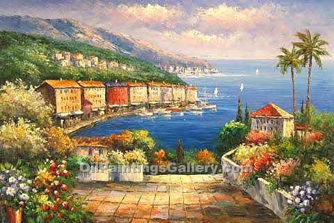 Buy Oil Painting Landscapes Online | Realism & Naturalism styles