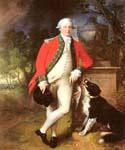 Portrait Of Colonel John Bullock by  Thomas Gainsborough (Painting ID: CM-1082-KA)