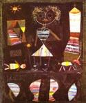 Puppet Theater by  Paul Klee (Painting ID: AK-0421-KA)