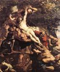 Raising of the Cross detai by  Peter Paul Rubens (Painting ID: CM-1557-KA)