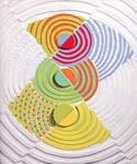 Relief Rythme by  Robert Delaunay (Painting ID: AG-0222-KA)