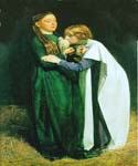 Return of the Dove by  John Everett Millais (Painting ID: CM-0745-KA)