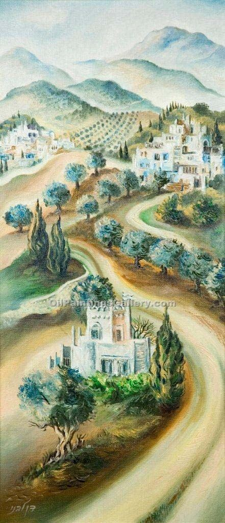 """Road to Jerusalem"" by  Dan Livni"