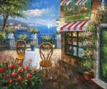 Romantic Bellagio 20  (Painting ID: LA-1120-KA)