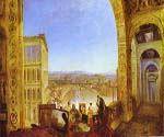 Rome, from the Vatican by  Joseph Mallord William Turner (Painting ID: CI-1450-KA)