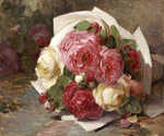 Roses 03 by  Georges Jeannin (Painting ID: SL-0003-KA)